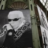 Karl For Ever: Paris ehrt Stardesigner Lagerfeld