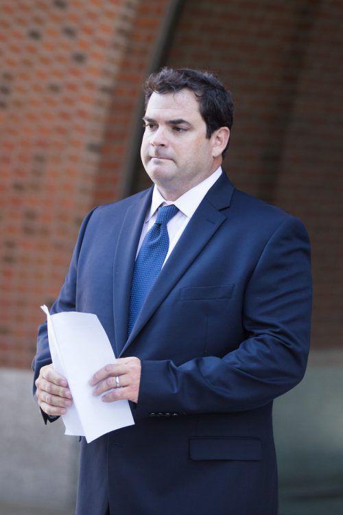 Vandermoer gab zu, 610.000 Dollar an Bestechungsgeldern angenommen zu haben.