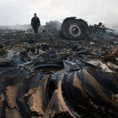Abschuss von MH 17: Vier Rebellen beschuldigt