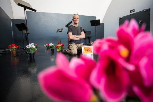 Was in den letzten 25 Jahren bei Tanz ist unter der Leitung von Günter Marinelli ist gezeigt wurde, soll in einer Installation erfahrbar werden. VN/Steurer