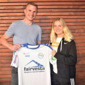 Metzler wechselt zum FFC Vorderland
