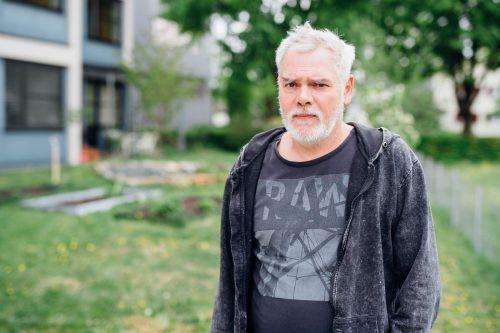 Wolfgang Thoma hat gemeinsam mit seinen Schülern den Schulgarten gebaut.