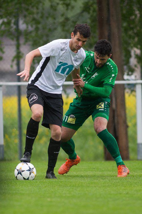 Wolfurt-Goalgetter Benjamin Neubauer (Bild) fehlt verletzungsbedingt am letzten Spieltag und Torschützenkönig Aleksandar Umjenovic ist gesperrt. Steurer