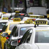 Einheitstarif für Taxis und Uber