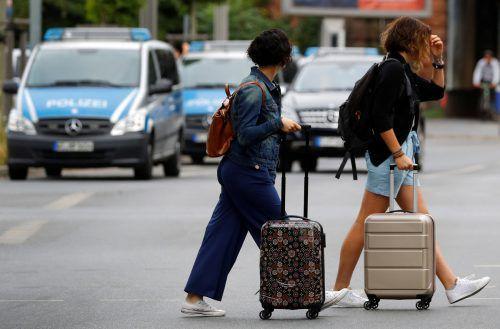 16.500 Frankfurter mussten ihre Wohnung kurzfristig verlassen. Reuters