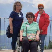 Betreutes Reisen mit Bregenzerwald-Fahrt