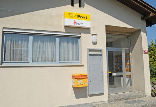 Ab dem 22. Juli hat die Post in Fußach wieder geöffnet. ajk