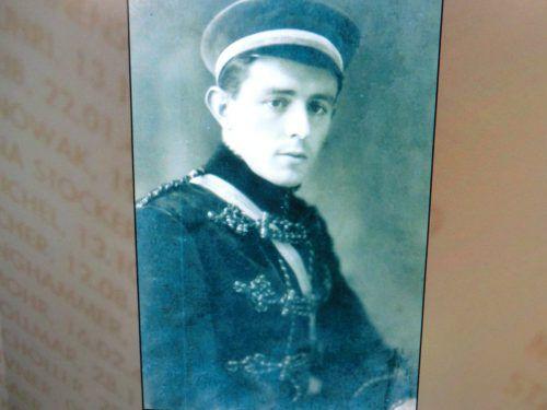 Alexander Ammann wurde 1941 aus der Valduna nach Hartheim gebracht.