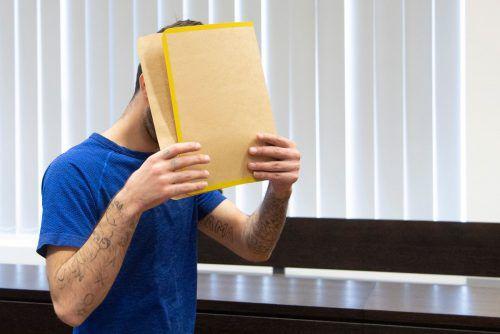 Ali B. hatte beim Prozessauftakt gestanden, das 14-jährige Mädchen umgebracht zu haben. Die Vergewaltigung bestritt er. AFP