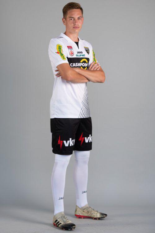 Aljaz Casar wird in der neuen Saison den SCRA-Dress tragen. gepa