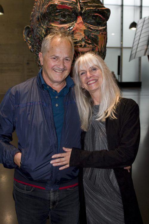 Alois und Brigitte Galehr.