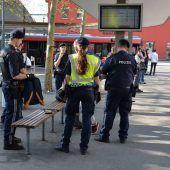 Blaue fordern mehr Polizeipräsenz
