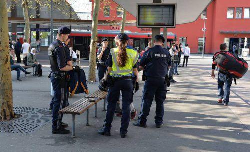 """""""Hotspot"""" Busbahnhof in Dornbirn sorgt für Politdebatte. std"""