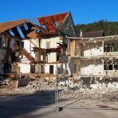 Historisches Haus muss Neubau weichen
