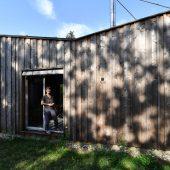 XS-Haus gegen Wohnungsnot