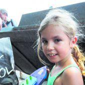 Schiffle schwammen für Netz für Kinder
