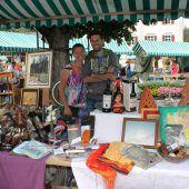Nachtflohmarkt – ein wahres Eldorado für Schnäppchenjäger