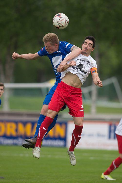 Auf FCD-Kapitän Aaron Kircher wartet in der ersten Runde des ÖFB-Cups beim Wr- Sportklub eine ganz harte Aufgabe. Vn