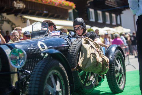 Automobilgeschichte wird mit allen Sinnen erlebbar – vom 4. bis 6. Juli veranstaltet die Motor Presse Stuttgard die 22. Silvretta Classic Rallye im Montafon. vn/steurer