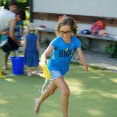 Ein Sportfest fast ohne Müll an der Volksschule Kehlegg