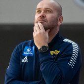 Harder Handballer hoffen auf Duellmit Ex-ÖHB-Teamchef im EHF-Cup
