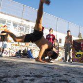 Ruff Enough verleiht Hip-Hop-Szene Ausdruck