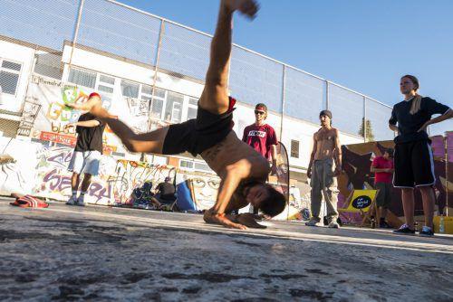 """Beim Breakdance geht es um Emotion, nicht um Leistung, finden die """"Ruff Enough""""-Veranstalter."""