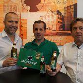 Austria verlängertmit Biersponsor