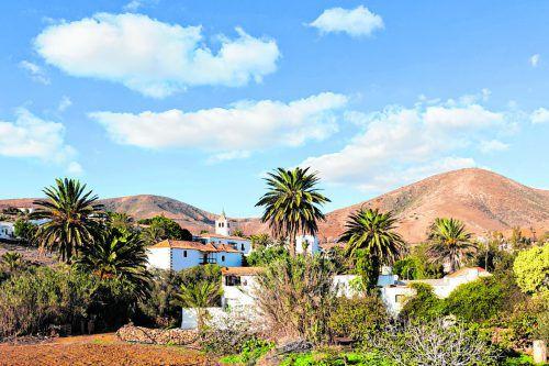Betancuria ist der älteste Ort der Insel und war einst das kulturelle Zentrum.