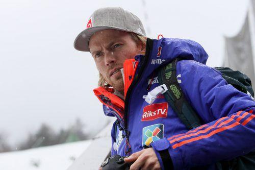 """Björn Einar Romören will sein Krebsleiden bekämpfen: """"Fuck Cancer!""""GEPA"""