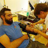 Rotes Kreuz ruft zum Blutspenden in Ems auf