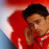 Ferrari glänzt in der Hitze,Mercedes hofft auf Abkühlung