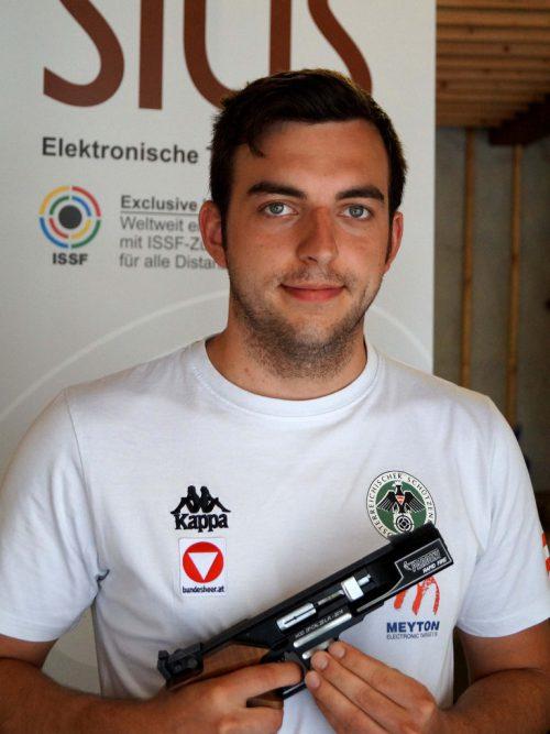 Christoph Tiefenthaler.SG Satteins