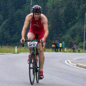 Blum auf dem Rad ohne Konkurrenz