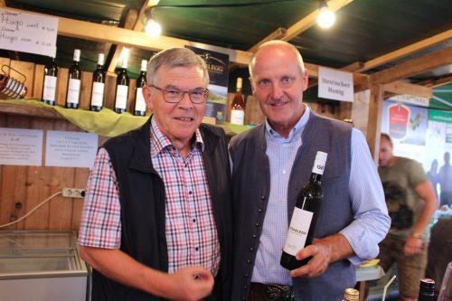 Daniel Kinzel und Anton Stablegg vom Weingut Stablegg.bin