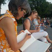 Schreiben im öffentlichen Raum
