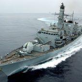 Jetzt streiten Briten mit Iran