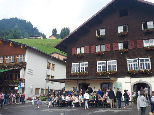 Das Dorfstübli soll ein Treffpunkt von Einheimischen und Gästen werden. Gemeinde