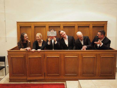 Das Ensemble Ingenium ist Preisträger zahlreicher internationaler Wettbewerbe. Ingenium