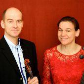 Kammermusik mit dem Eufonia Duo