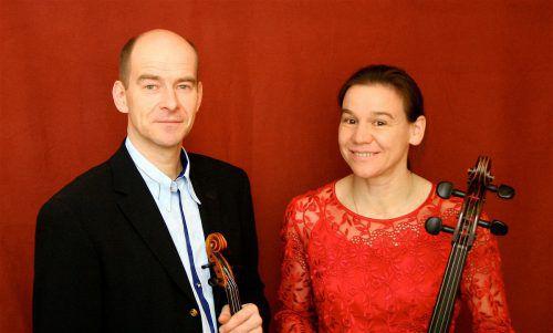 Das Eufonia Duo war schon öfter in Vorarlberg und im Bodenseeraum zu Gast. eufonia duo