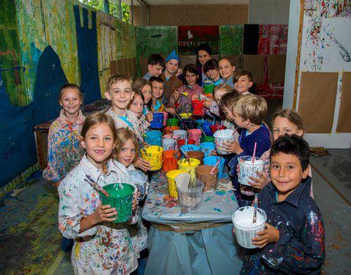 """Das """"Fest des Kindes"""" basiert auf einer Initiative des ehemaligen Festspiel-Intendanten Alfred Wopmann und wird seitdem jedes Jahr engagiert realisiert. VN/Paulitsch"""