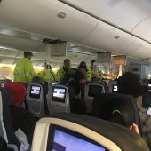 37 Verletzte bei Flugturbulenzen