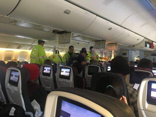 Das Flugzeug musste außerplanmäßig auf Hawaii landen. Reuters