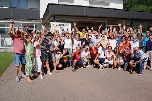 19. Landestennismeisterschaften mit hervorragenden Leistungen beim ESV Feldkirch. Seniorenbund