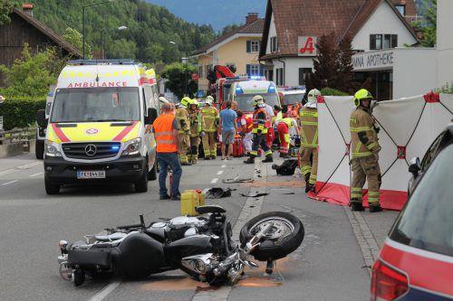 Das Motorrad ist laut ÖAMTC das Verkehrsmittel mit dem höchsten Risiko, tödlich zu verunglücken. vol.at/Rauch