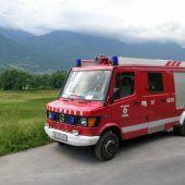 Neues Fahrzeug für Bludescher Floriani