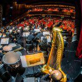 Die Wiener Symphoniker sind wieder in Bregenz angekommen