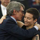 Sassoli ist neuer EU-Parlamentschef
