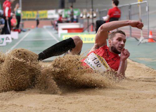 Der 29-jährige Julian Kellerer steht unter Doping-Verdacht.GEPA